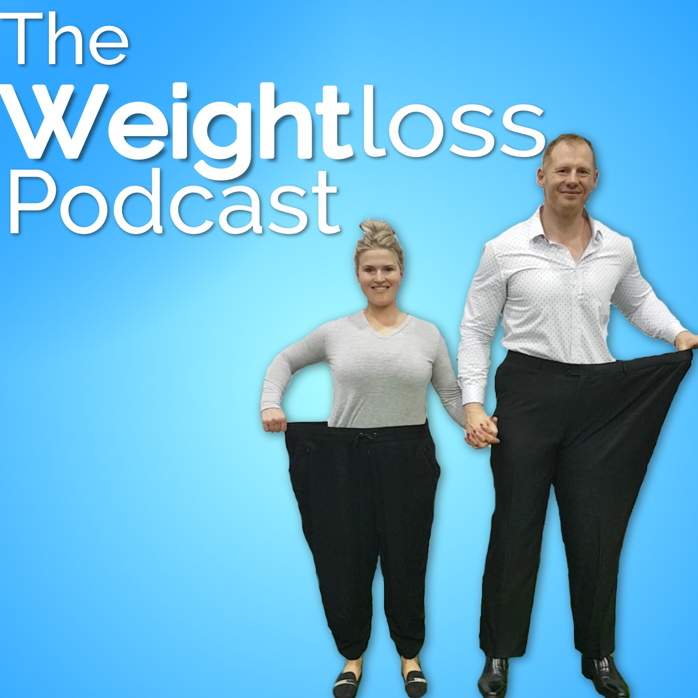 The Weight Loss Podcast show art