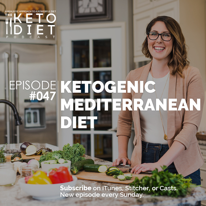 #047 Ketogenic Mediterranean Diet with Robert Santos-Prowse