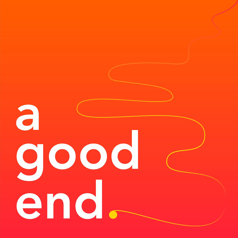 A Good End show art