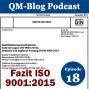 Artwork for Fazit zur ISO 9001:2015