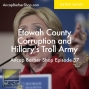 Artwork for Etowah County Corruption and Hillary's Troll Army - ABS037