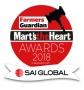 Artwork for 065 Famer's Guardian Mart's the Heart Awards 2018