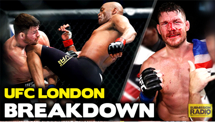 Submission Radio #83 Bas Rutten, Ken Shamrock, Richard Perez + UFC London