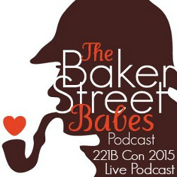 Special #14: 221B Con Live With Ben Syder