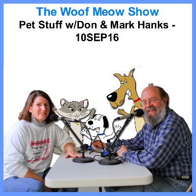 Pet Stuff with Don Hanson & Dr. Mark Hanks