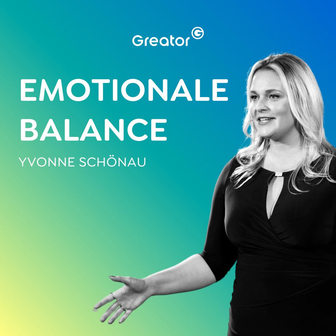 #730 Lerne, deine Emotionen zu verstehen // Yvonne Schönau