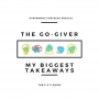Artwork for My Biggest Takeaways from Bob Burg's 'The Go-Giver'