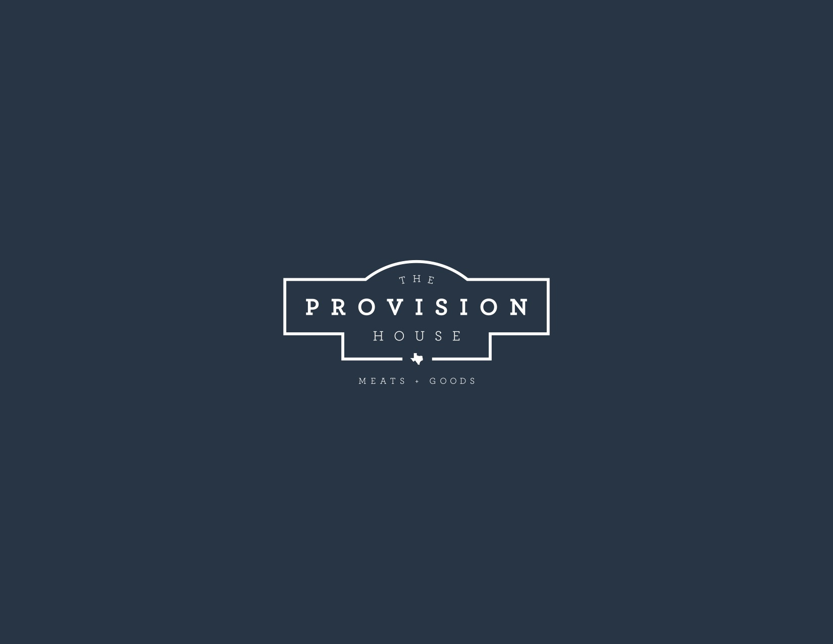 The Provision House Podcast show art