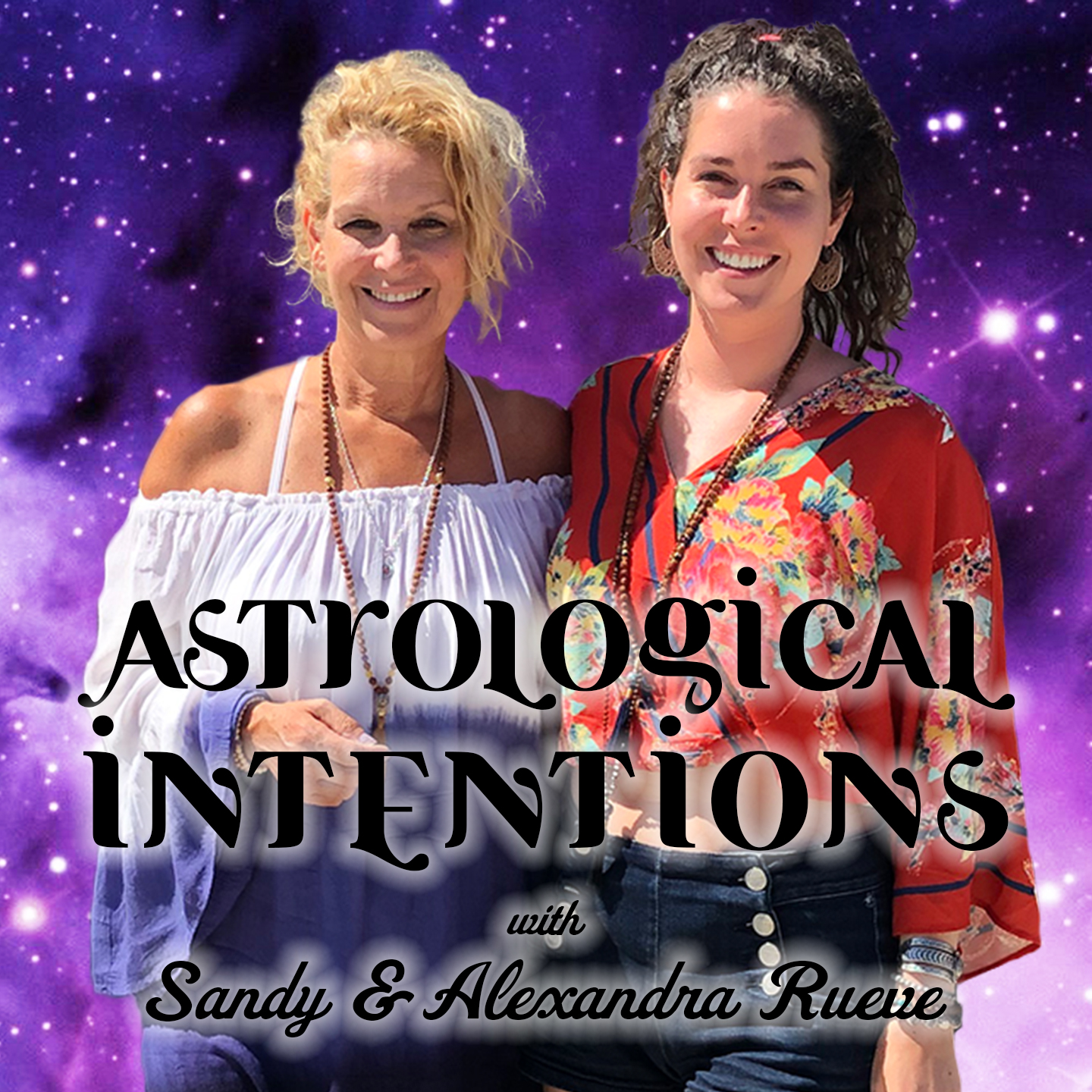 Astrological Intentions show art