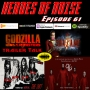 Artwork for Episode 61 - Godzilla Trailer Thoughts, Shazam Sneak Preview, The Dirt, and Us