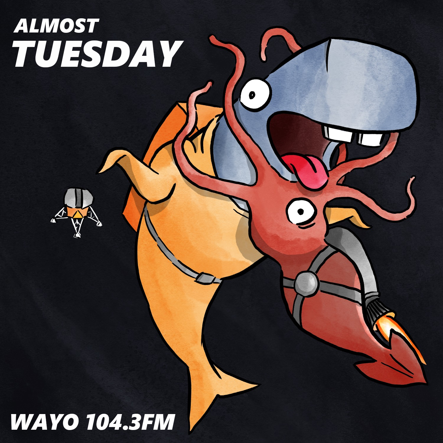 Almost Tuesday show image