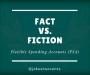Artwork for Fact vs. Fiction - Flexible Spending Accounts (FSAs)