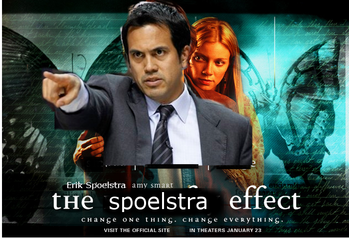 The Spoelstra Effect