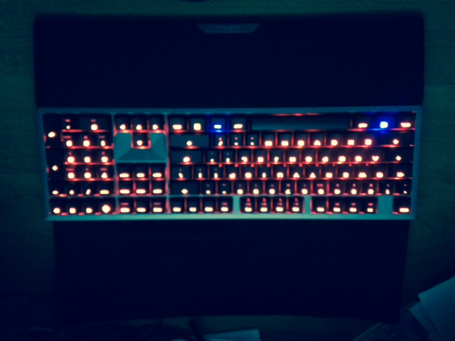 MX Cherry 6.0 Keyboard