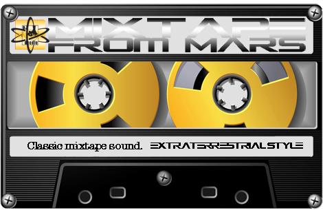 Mixtape from Mars