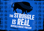 Artwork for The Struggle Is Real Buffalo Music Podcast - Episode 10 - Alison Pipitone