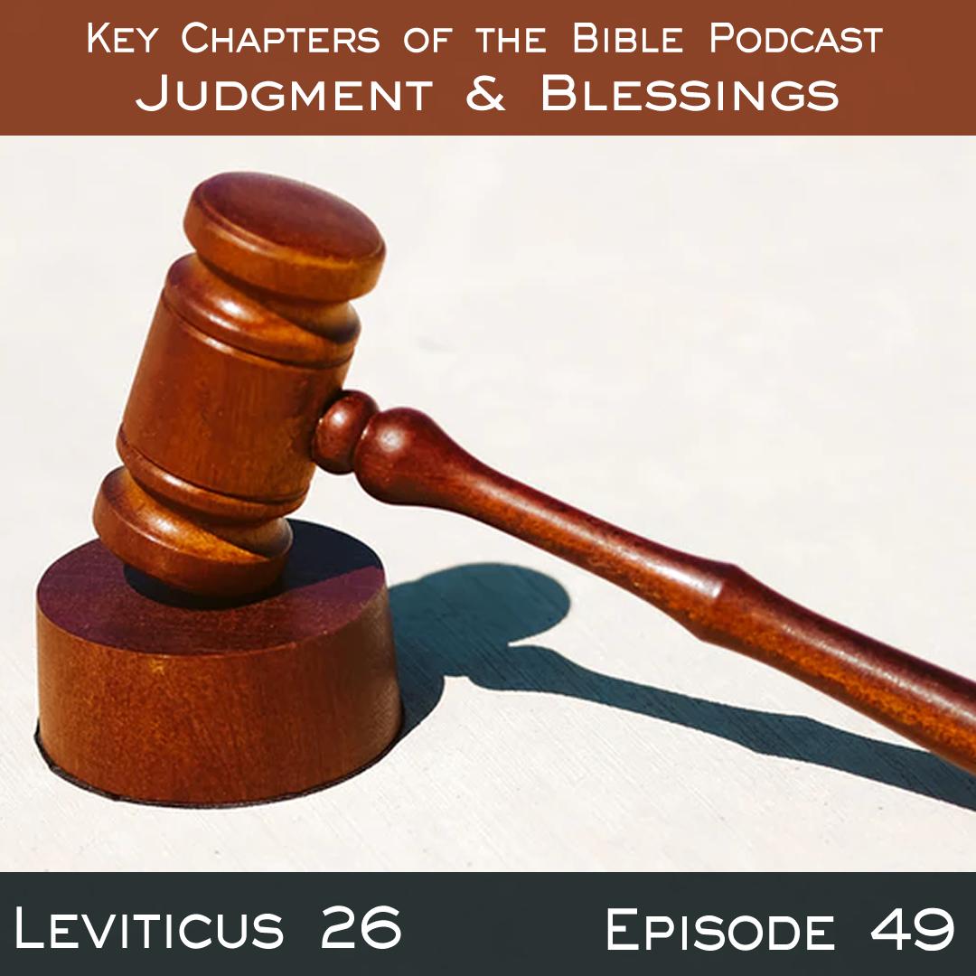3/2 Leviticus 26 - Judgement & Blessings show art