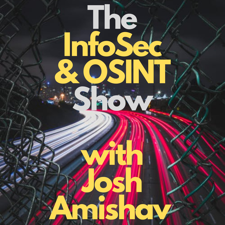 The InfoSec & OSINT Show show art